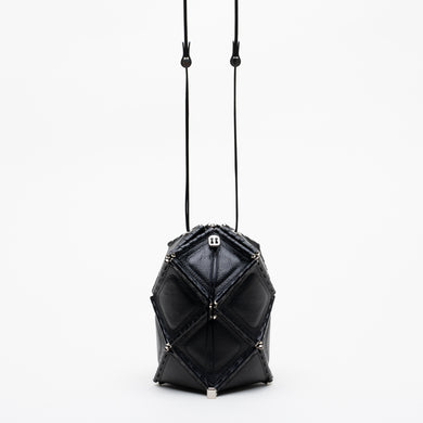 ASTERISK-Leather Medium(Black)