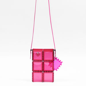 "POCKET MESSAGE ""FOR YOU""(Pink+Neon pink)"