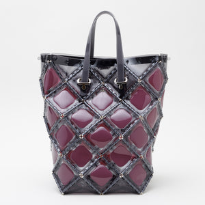 X-DOTS Bucket Tote(Pink)