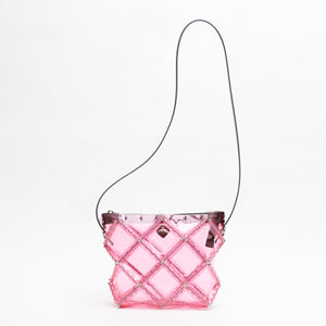 X SHOULDER(Light pink)