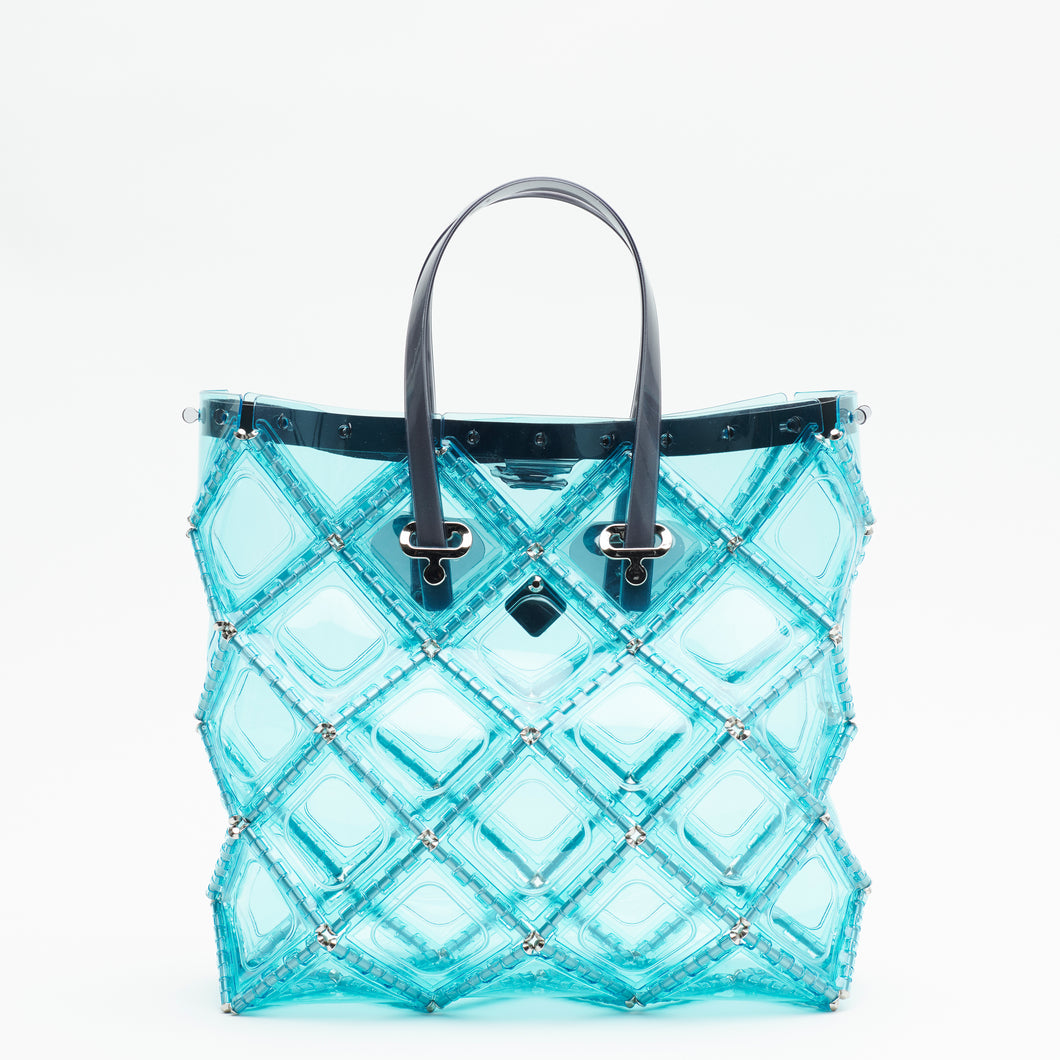 X TOTE(Light blue)