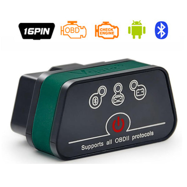 Prise diagnostique OBD2 Bluetooth iCar2