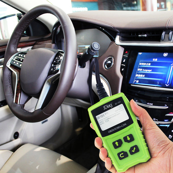 Scanner OBD2 Code Reader