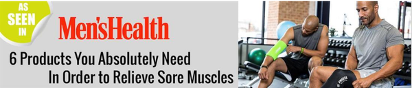 Men's Health - 6 Products You Need For Sore Muscles