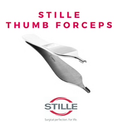 Stille Thumb Forceps