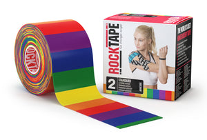 RockTape - Standard Roll - Rainbow