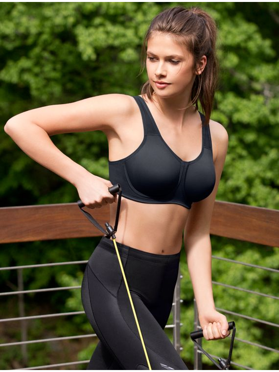 Underwire Sports Bra - Jolie Bra and Lingerie Boutique