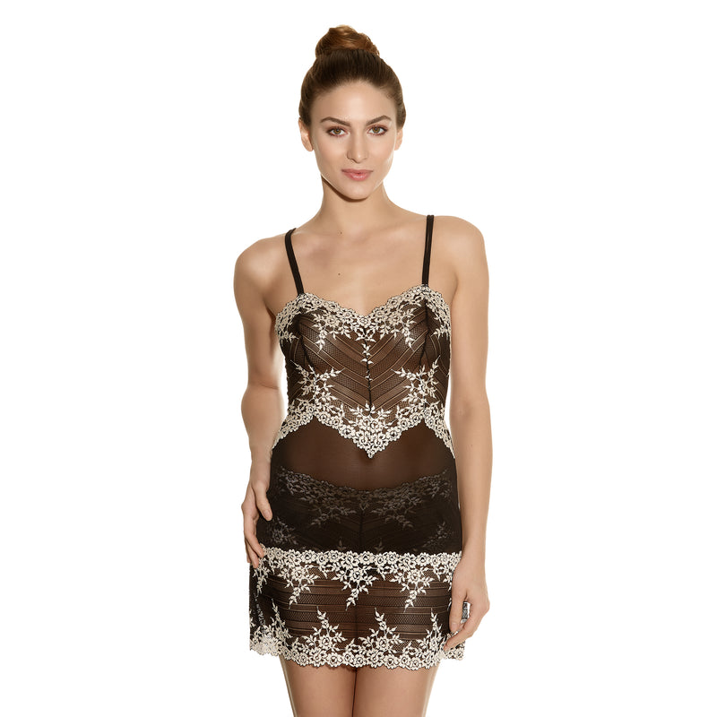 Embrace Lace Chemise - Jolie Bra and Lingerie Boutique