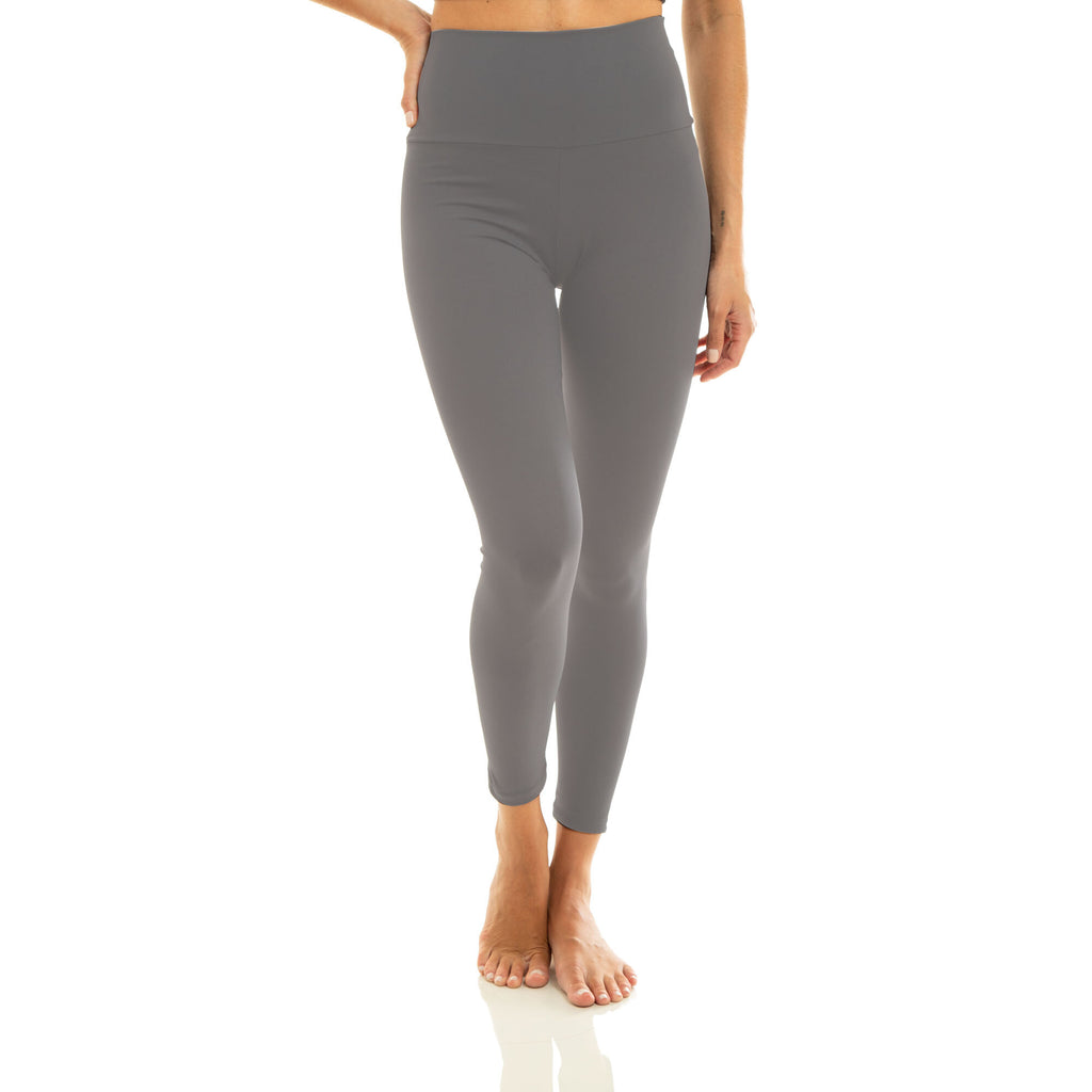 Ultra High-Waist 7/8 Eco Legging Grey