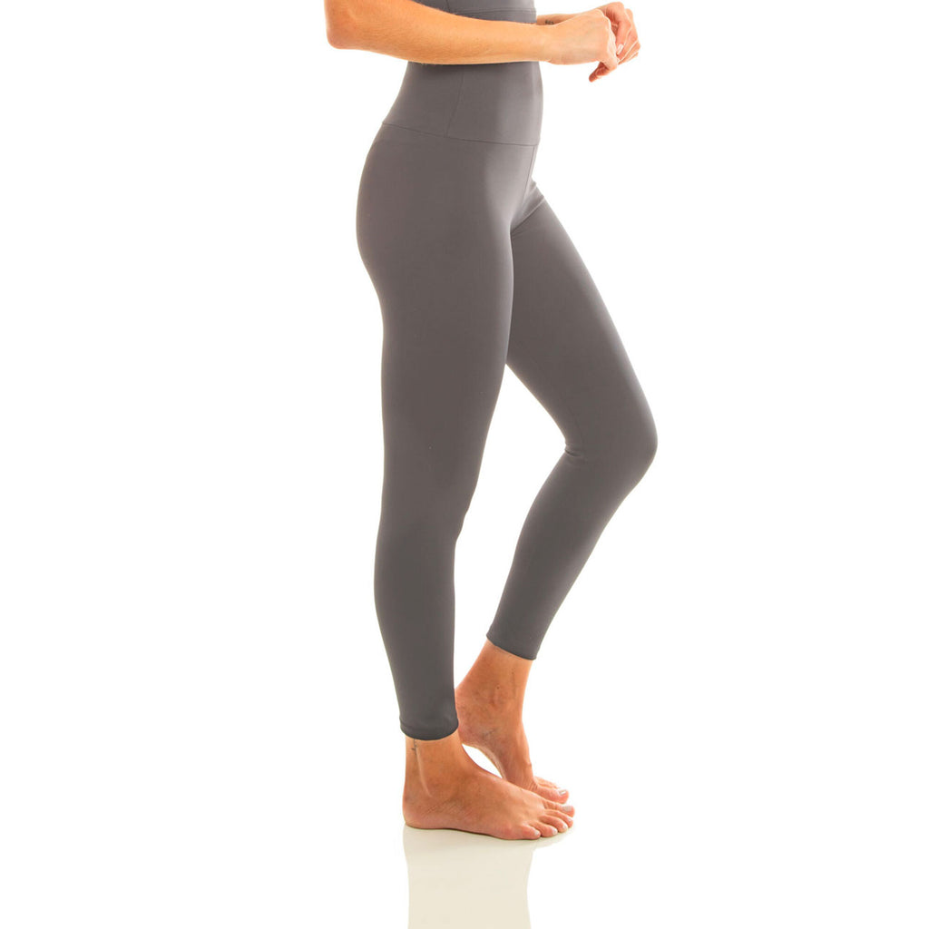 Legging Ultra High-Waist 7/8 Eco Grey