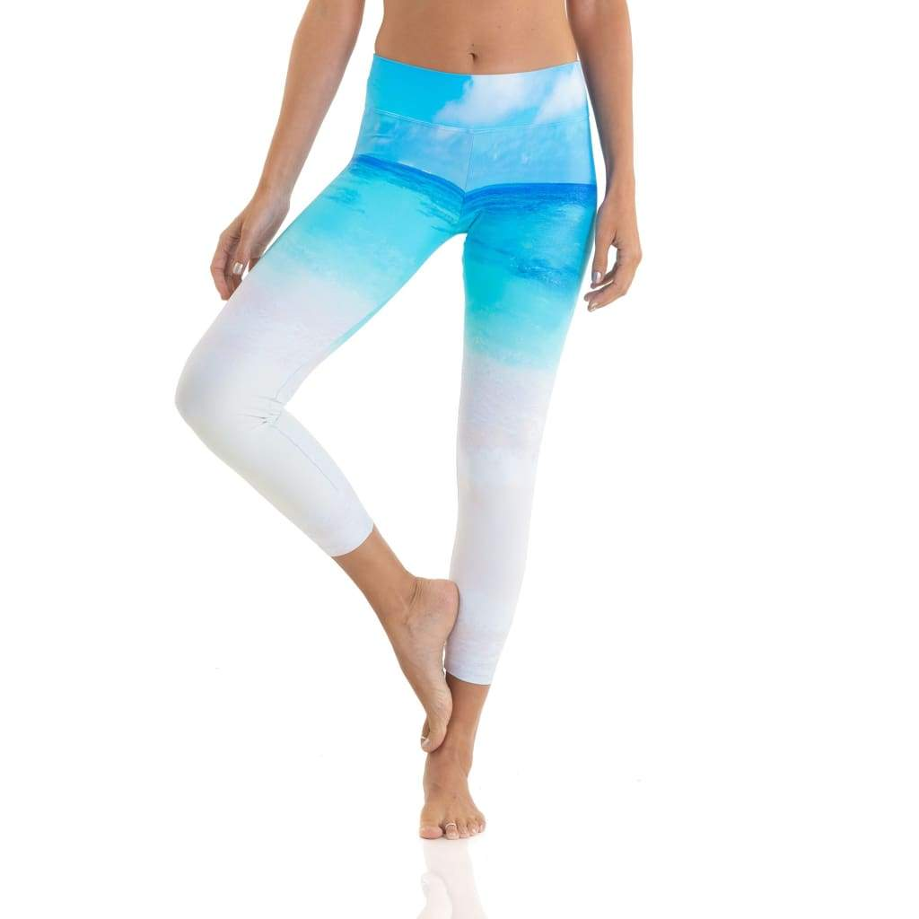 ÚLTIMAS! 7/8 Eco Legging Marseille