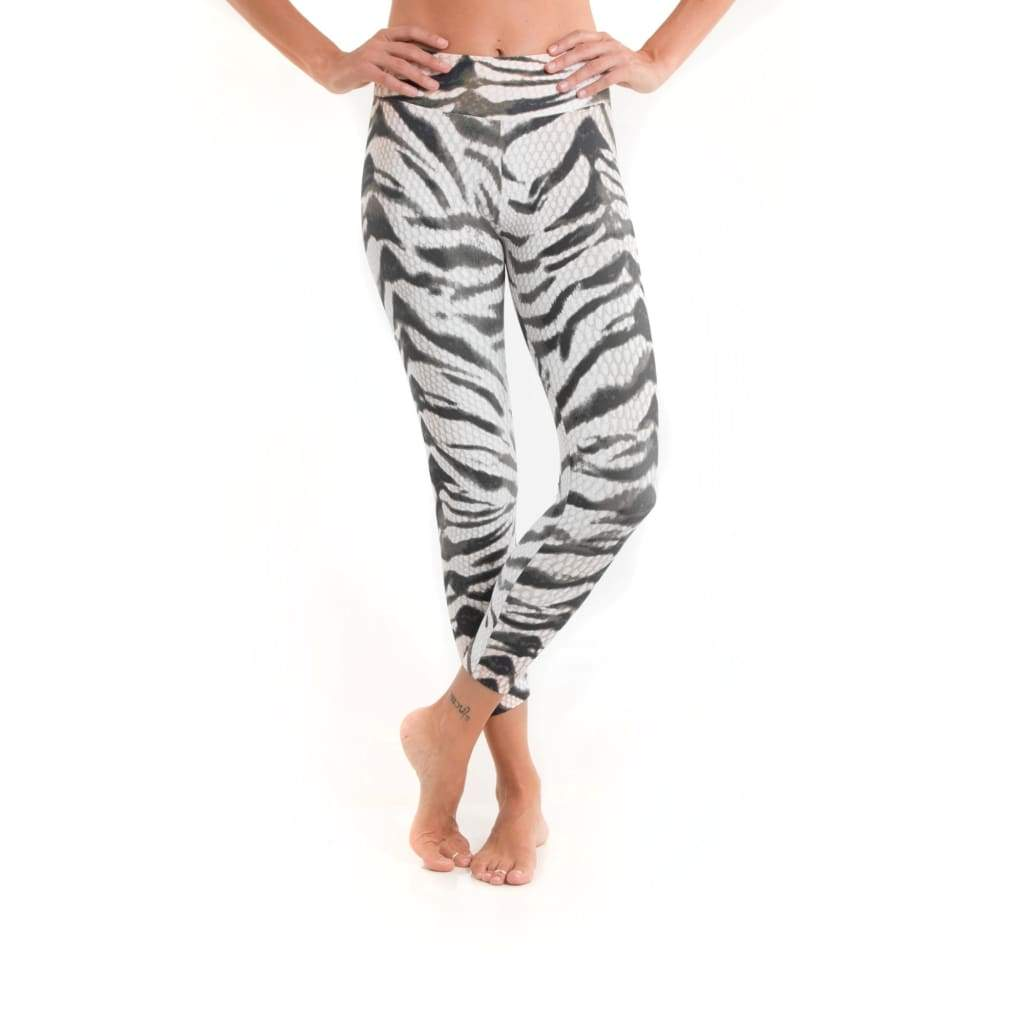 7/8 Eco Legging Tiger
