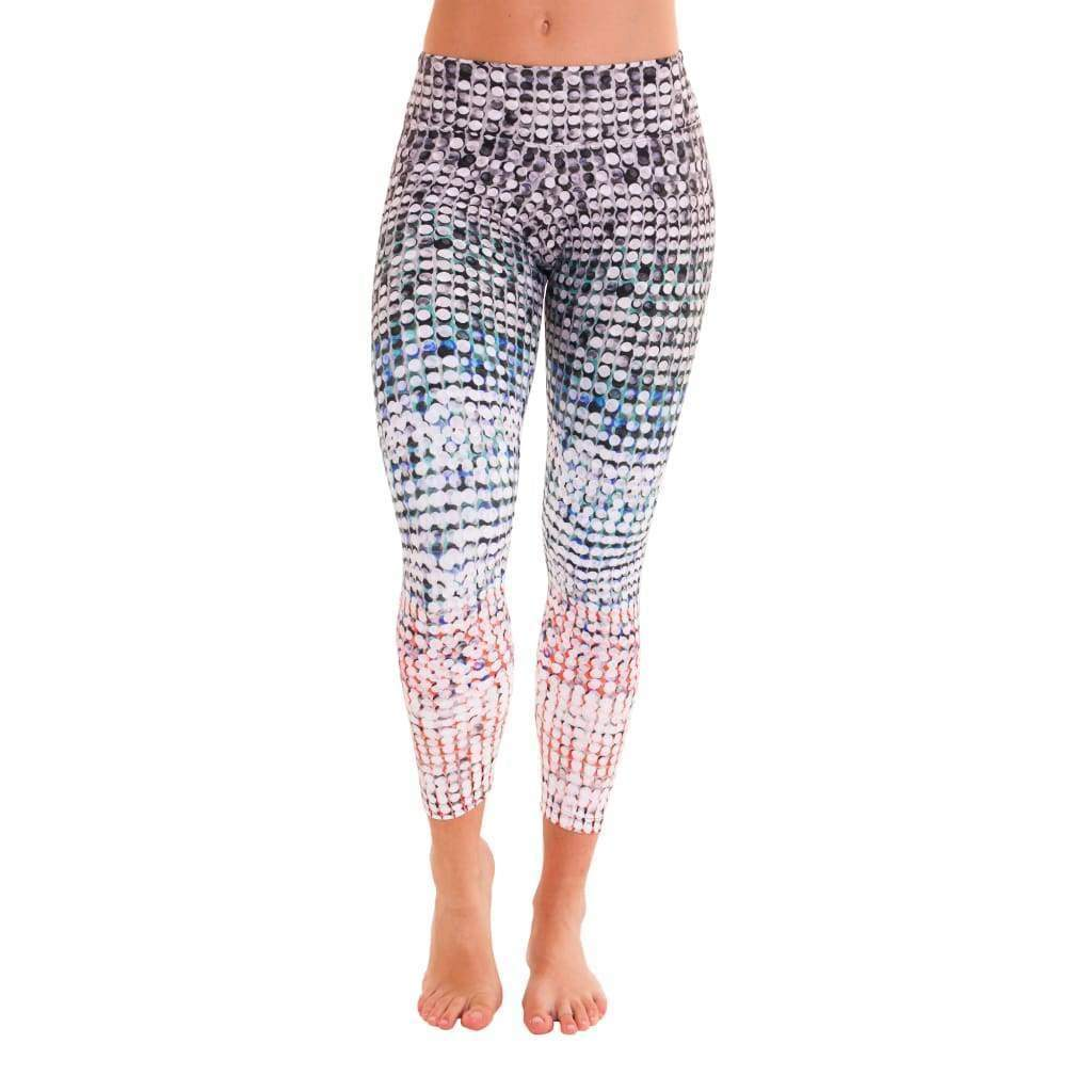 7/8 Legging Paillette