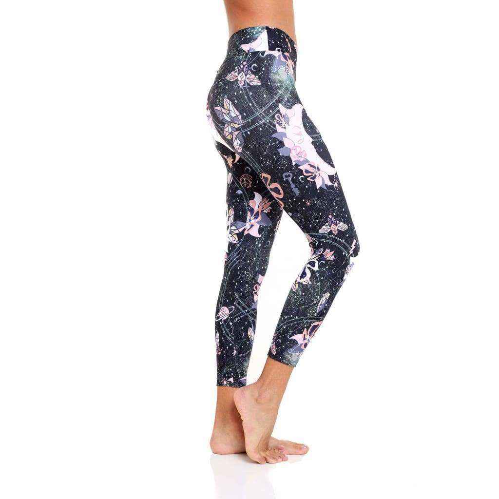 Legging 7/8 Eco Crystal Night Magic