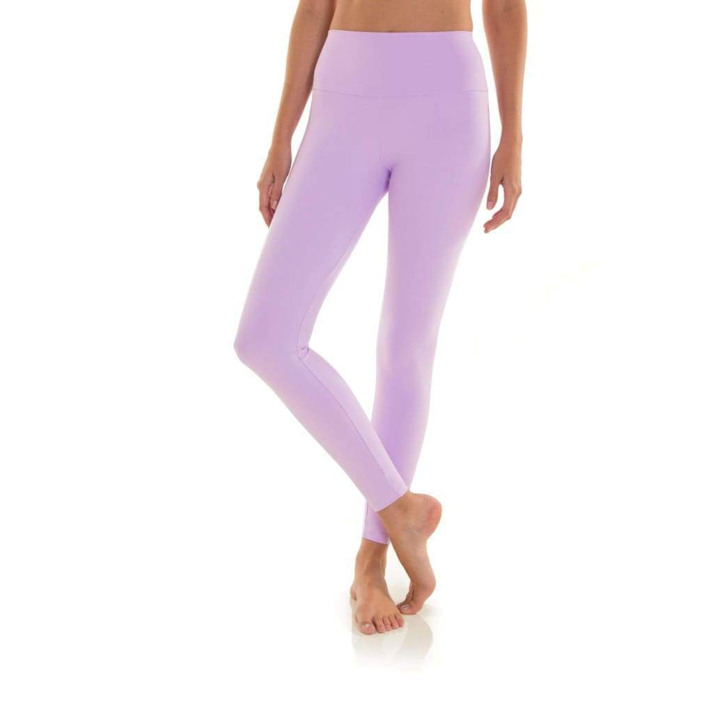 Ultra High Waist Eco Legging Cotton Candy