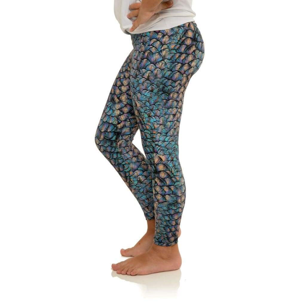Mini Me Eco Legging Mermaid Spell