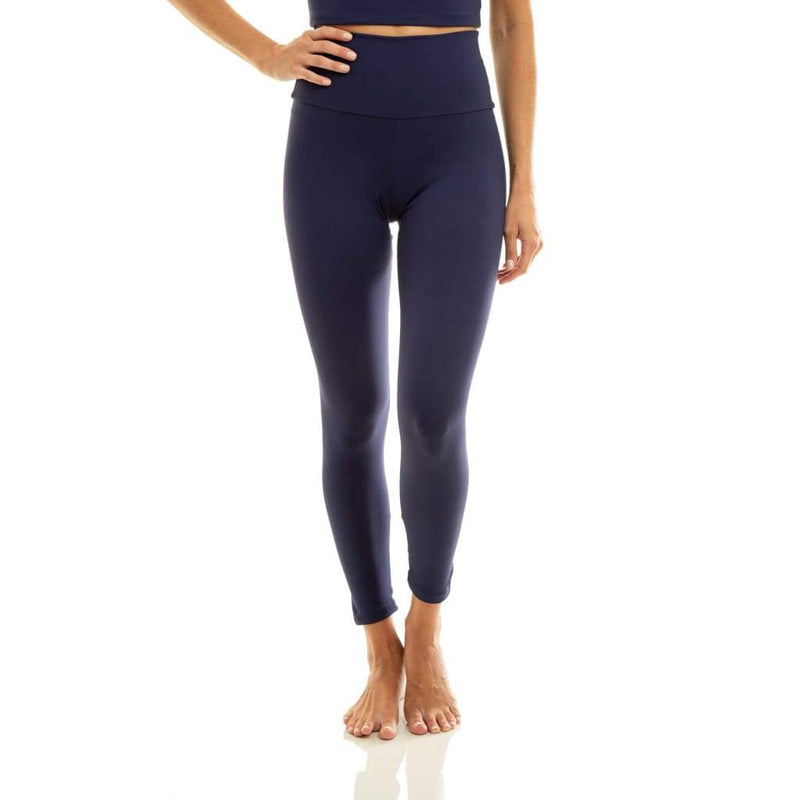 Legging Ultra High-Waist 7/8 Eco Navy