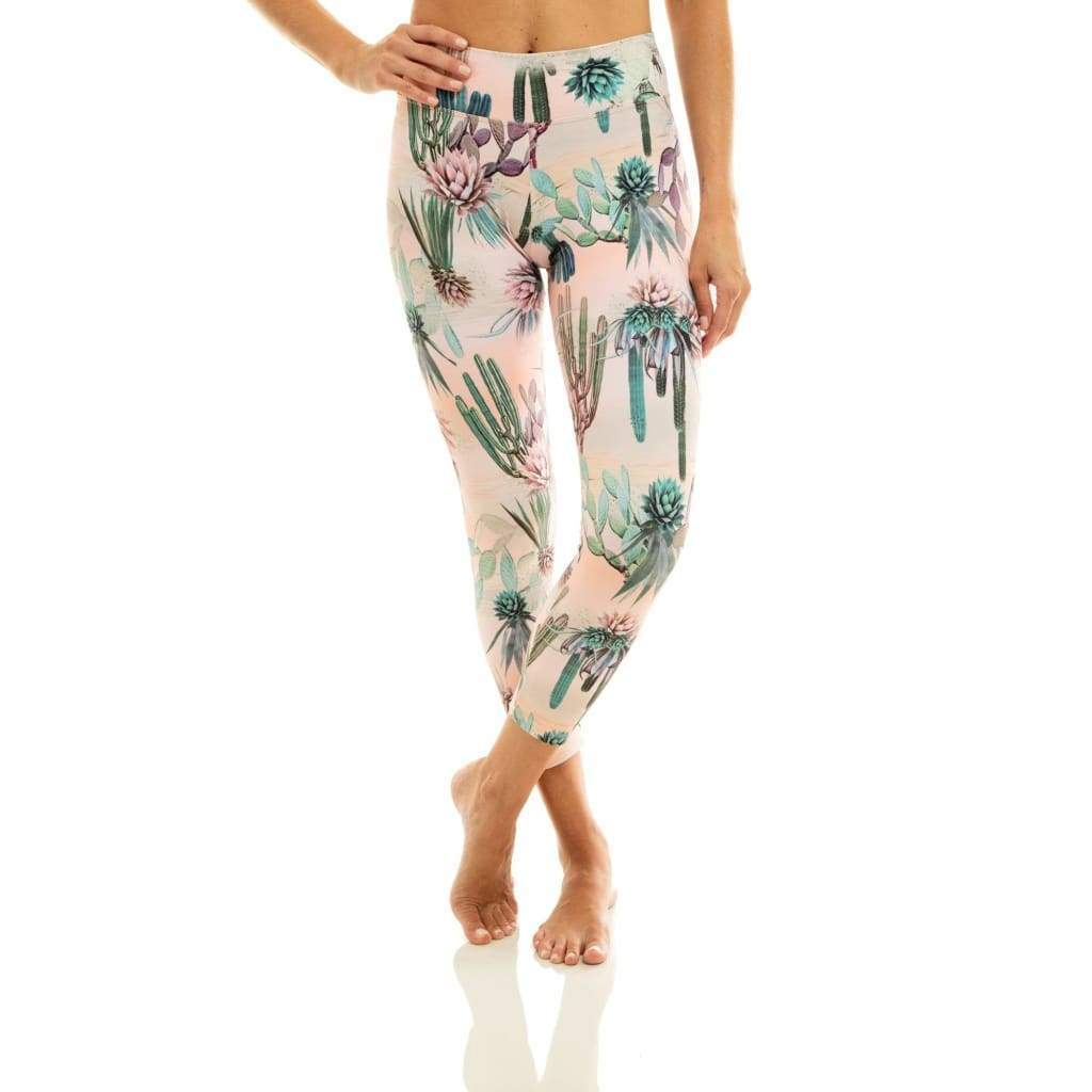Legging 7/8 Eco La Serena - Mali Shop