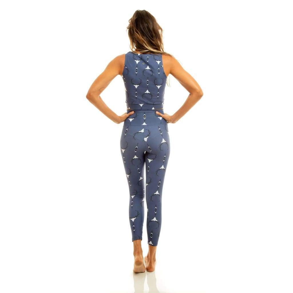 Ultra High Waist 7/8 Eco Legging Nalca
