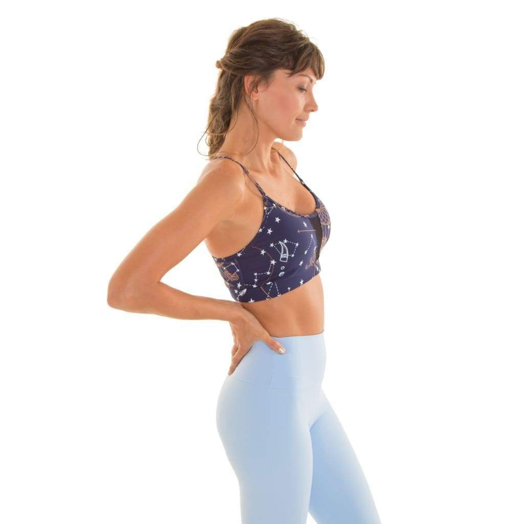Ella Eco Bra III Astral Map