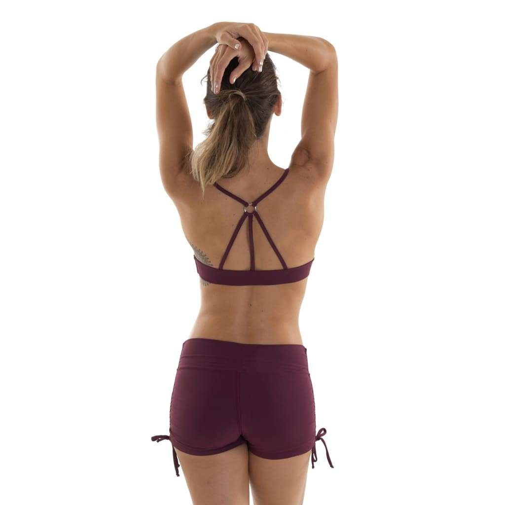 Strap Eco Bra Grape Juice