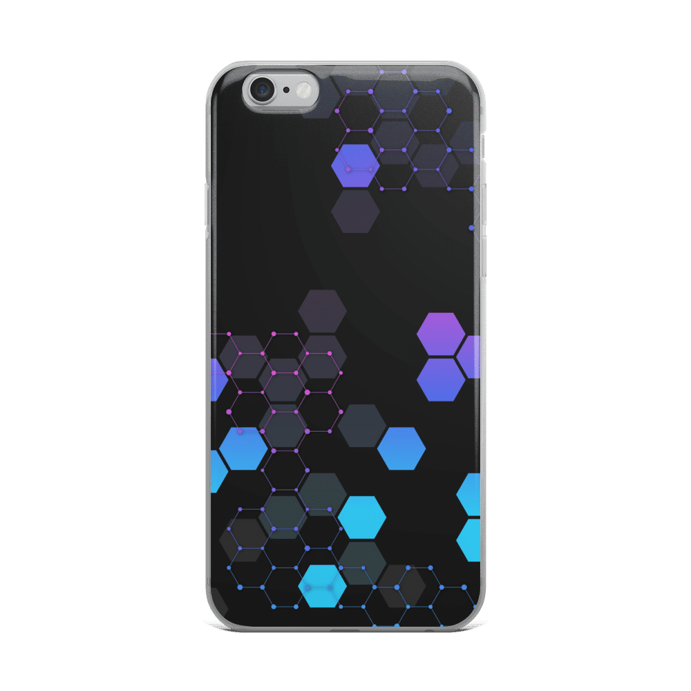 PROTECT // Hex Grid iPhone Case