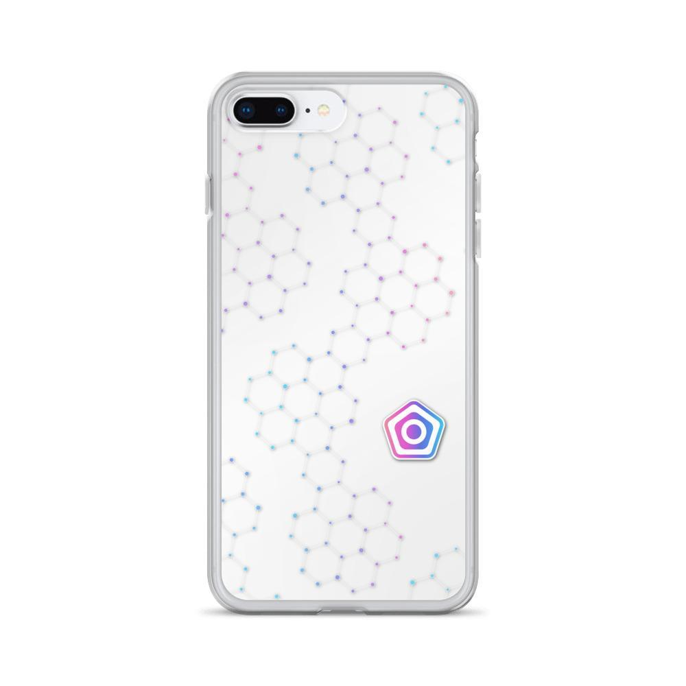 PROTECT // Hex Logo iPhone Case