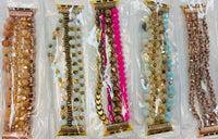 Jeweled Watch Bands