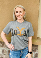 Loyal Yellowstone Tee