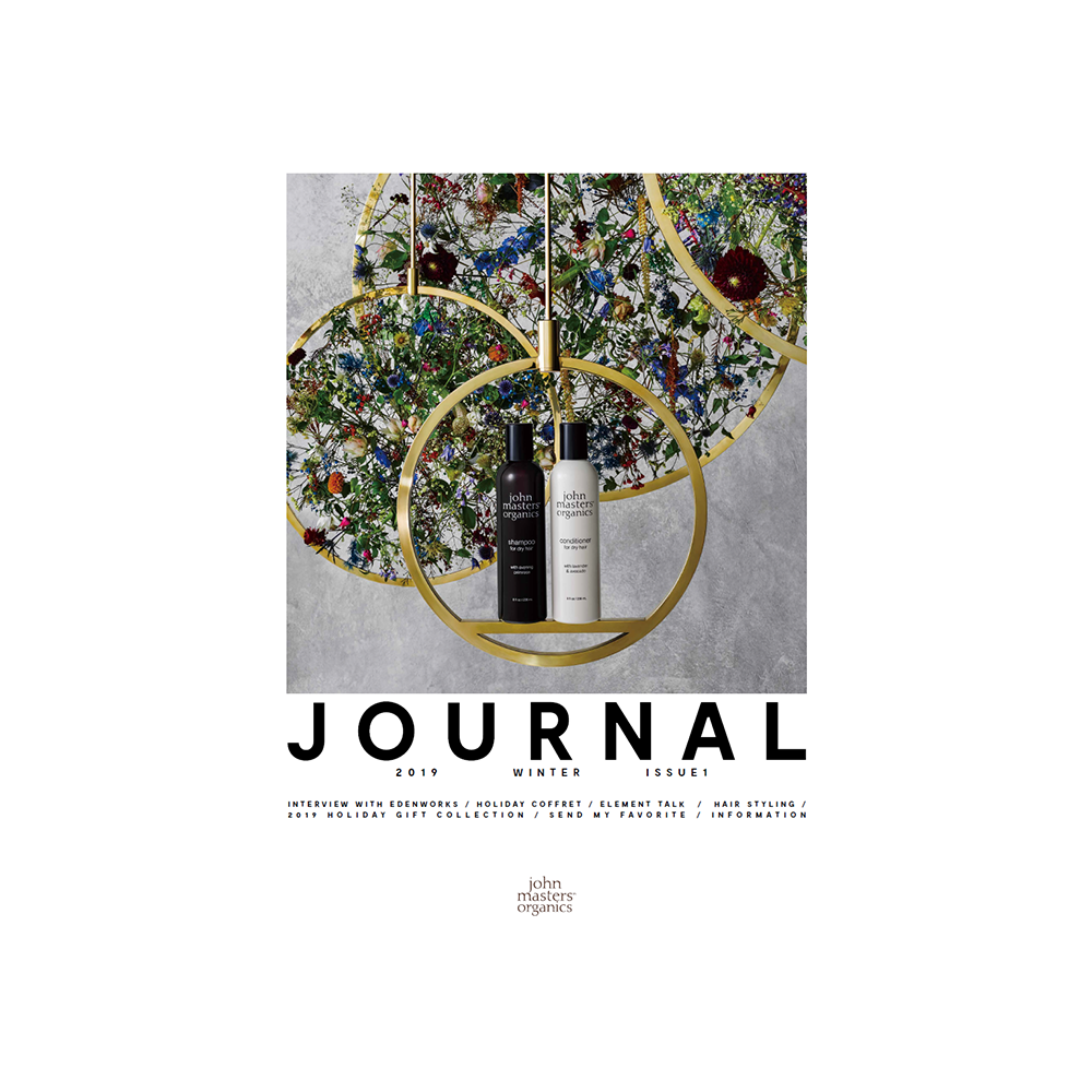 john masters organics  JOURNAL -2019 WINTER ISSUE1-