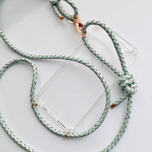 Handykette Leder - Fresh as Mint - NURI