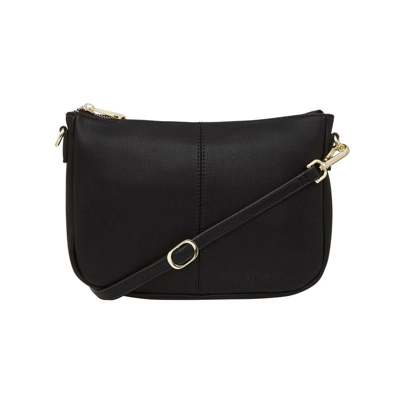 Small Bowery Shoulder Bag - Black