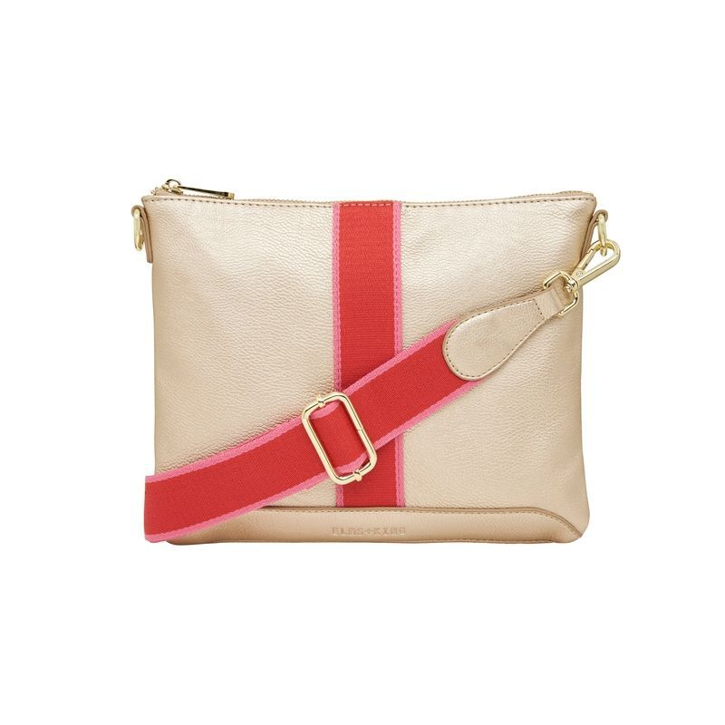 Fairlight Pouch - Light Gold