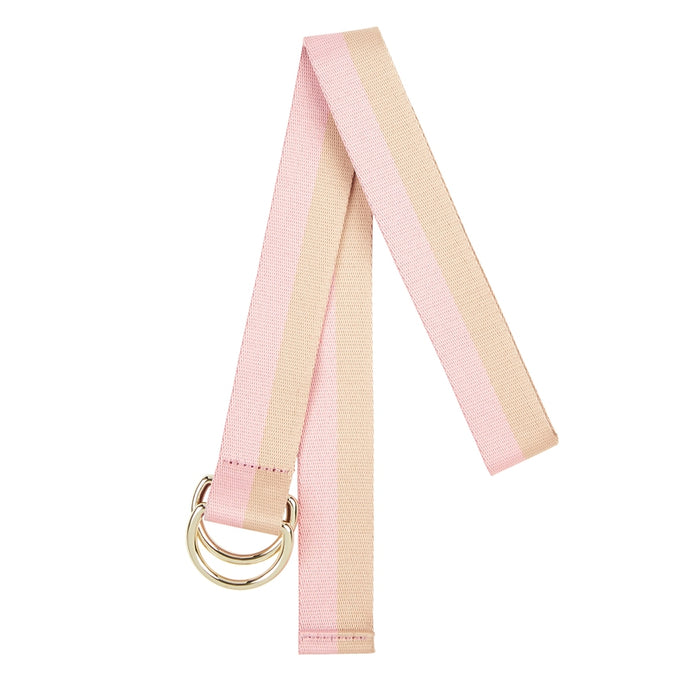 Cotton Belt - Pink Natural