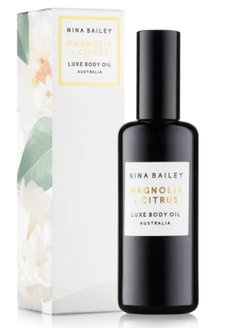 Magnolia and Citrus Body Oil