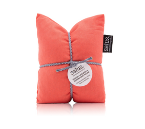 Lavender & Jasmine Heat Pillow Coral
