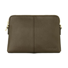 Load image into Gallery viewer, Bowery Wallet - Khaki Saffiano