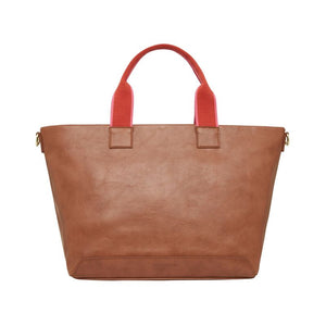 Fairlight Tote - Tan Pebble