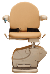 Handicare Simplicity 950 stairlift chair seat by VIVA Mobility – Orlando, FL