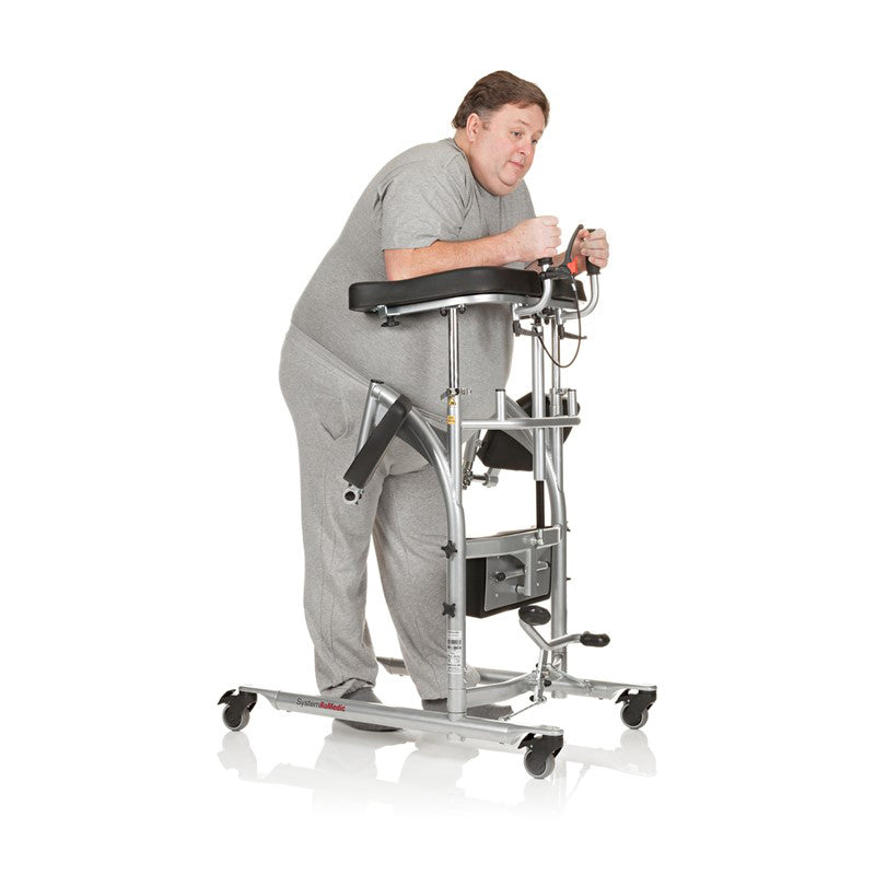 Handicare SystemRoMedic RoWalker400 user | Walking aids by VIVA Mobiility