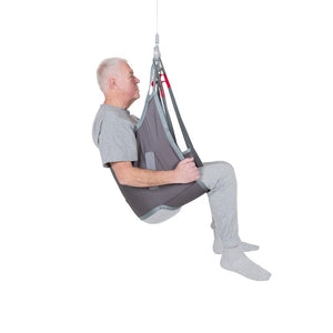 Handicare LowBackSling user side view — Patient Slings | VIVA Mobility