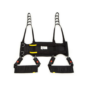 Handicare Rehab Total Support System flat view | Walking Slings - VIVA Mobility
