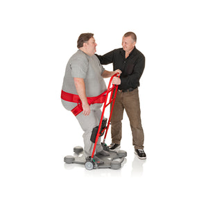 Handicare SystemRoMedic ReTurnBelt for bariatric user
