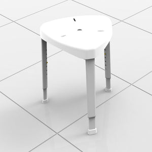HealthCraft Height Adjustable Shower Stool – Bathroom Safety | VIVA Mobility