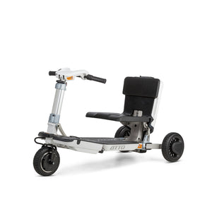 MovingLife ATTO Mobility Scooter Adjustable Seat Height Lowest Setting | VIVA Mobility