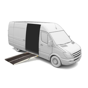 PVI Multifold Reach Portable Ramp for van/SUV access | VIVA Mobility