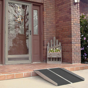 PVI Solid Ramp for entryway thresholds | VIVA Mobility