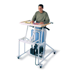 Hausmann 6175 Stand-In Table with Patient Lift