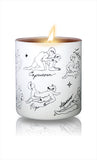 Cosmic Queer Zodiac Massage Gay Candle, Vanilla Fragrance