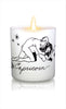 Zodiac Massage Candle Capricorn, Vanilla Fragrance